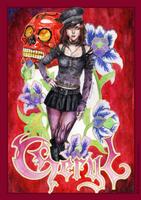 Cheryl by AsahinaX