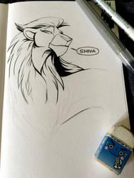 Shiva by ProudLandsComic