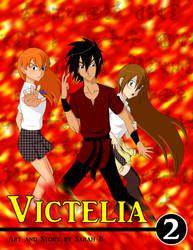 Victelia Manga Cover 2 by mekanomi111