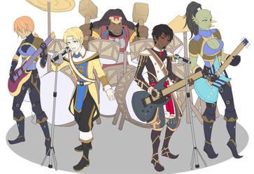 Band(1) by Pagodon