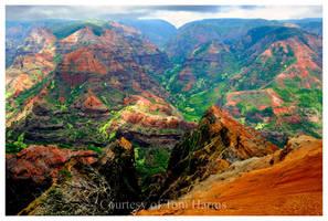 Tectonic Grandeur by acutely