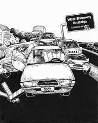 West Shoreway Redesign by Schlady