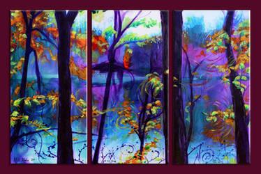 Dream Pond Series by Schlady