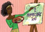 MG - I Appreciate You by Schlady