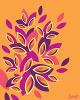 June Petals by Schlady