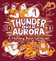 Thunder Over Aurora 2011 by Schlady