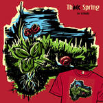 Th'ink' Spring by Schlady