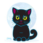 Lico the Cat by Schlady