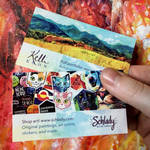 Business Cards by Schlady