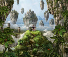Imagination by EvaKedves