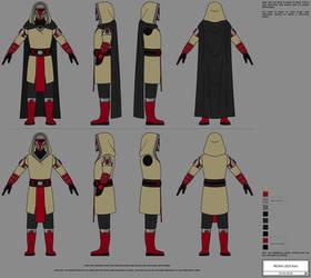 Revan Character Model by avenger09