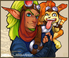 Jak and Daxter want YOU by questionstar