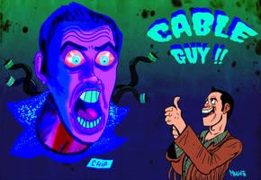 Cable Guy by Makinita
