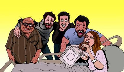 The gang by Makinita
