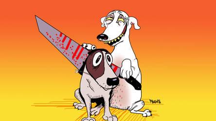 Murder Dogos by Makinita