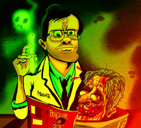 The Re Animator By Makinita-d9ad54s by Makinita