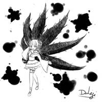 Rika - Anthropophagous Flower by Daheji