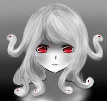Medusa 01 by Daheji