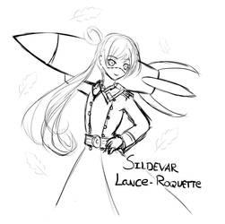 Sildevar - Rocket Launcher Doodle 01 by Daheji
