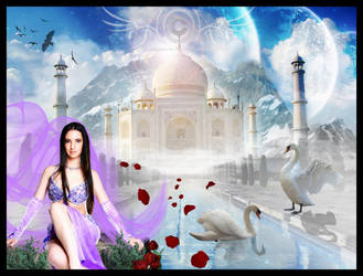 Love monument by AtlanticaArt