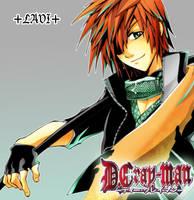 FA10: D.Gray-Man, Lavi by mazjojo