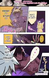 CR: Hellokitty Incident -3- by mazjojo