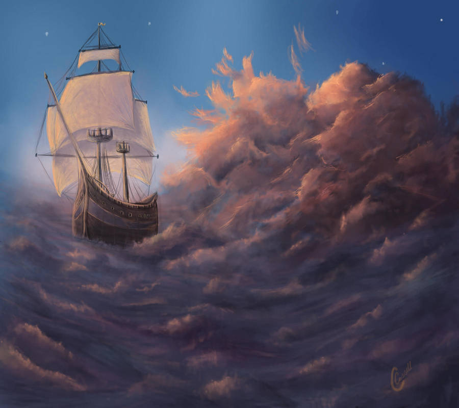 sail away by Casselloma