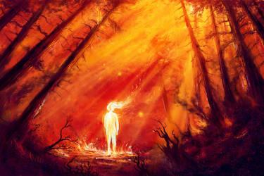 Burn Away by Casselloma
