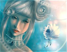 Pearl Princess by mohn-blume