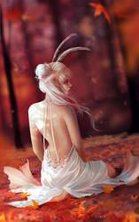 Autumn Love by mohn-blume