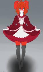 Bunny Maid by SubashiSama