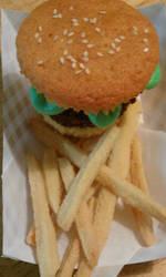 Confused Fast Food by cookie0587