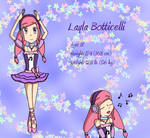 Aria 'Layla' Botticelli by Icey-chan