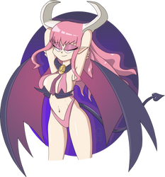 Succubus From Disgaea 5 by GastHeer