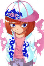Gangster Dora by badly-shaded