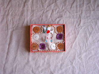 The gift box by liyehuku