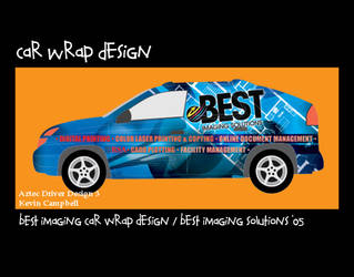 Car Wrap by ixis
