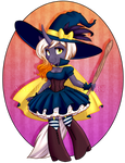 Witch Pony Auction [CLOSED] by StarkindlerStudio