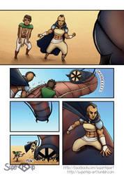 DemonHunter Jay - Fugitive - page 4 by Super-kip