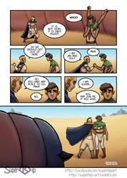 DemonHunter Jay - Fugitive - page 6 by Super-kip