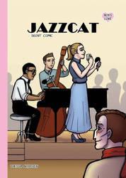 Jazzcat by Super-kip
