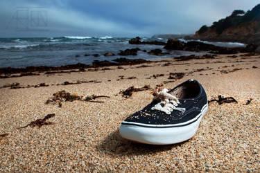 On the Beach by AureliusXII