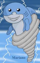 Sharknado by lifeinblues
