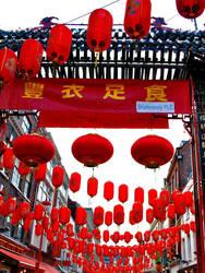 Chinatown by Shadrak