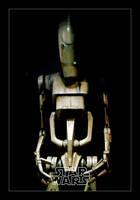 Star Wars Exhibit Droid Army by Shadrak