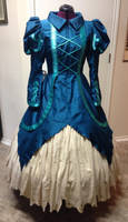 Black Waltz 2 dress by silverfaction
