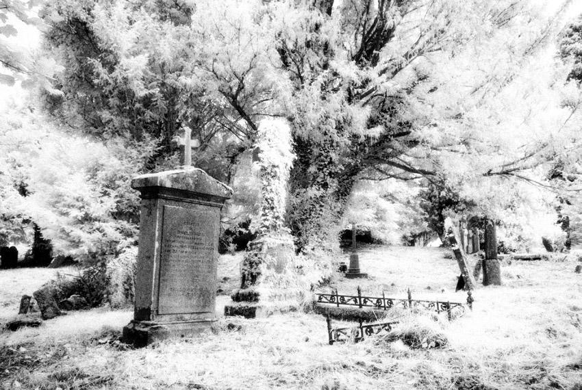 Ballymore Eustace Cemetery by seancoetzer
