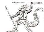 Hapegon Warrior by Delinos80