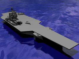 Ise Class Aircraft Carrier by Tank50us