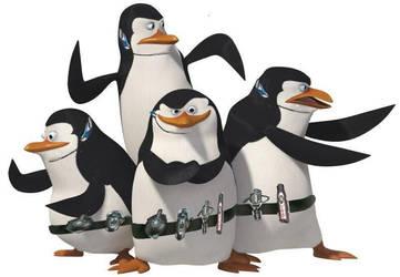 Penguins as agents by SkippinaMariaJJNove